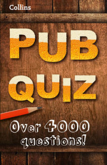 Collins Pub Quiz av Collins (Heftet)
