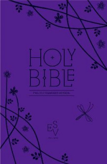 Holy Bible: English Standard Version (ESV) Anglicised Purple Compact Gift Edition with Zip av Collins Anglicised ESV Bibles (Praktinnbinding)