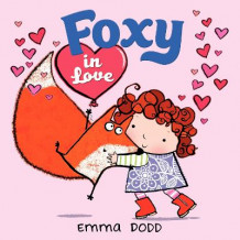 Foxy in Love av Emma Dodd (Heftet)