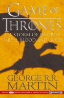 A Song of Ice and Fire: A Game of Thrones: A Storm of Swords Part 2 av George R. R. Martin (Heftet)