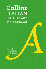 Omslag - Collins Italian Dictionary and Grammar