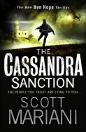 The Cassandra Sanction: The Most Controversial Action Adventure Thriller You'll Read This Year!