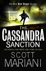 Omslag - The Cassandra Sanction: The Most Controversial Action Adventure Thriller You'll Read This Year! (Ben Hope, Book 12)