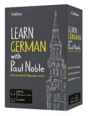 Learn German with Paul Noble for Beginners - Complete Course av Paul Noble (Lydbok-CD)