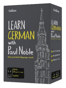 Learn German with Paul Noble - Complete Course av Paul Noble (Lydbok-CD)