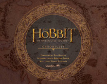 The Hobbit: Chronicles: Art & Design av Daniel Falconer og Weta Workshop (Innbundet)