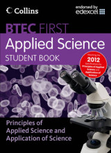 Omslag - New BTEC Applied Science: Student Book: Principles of Applied Science & Application of Science