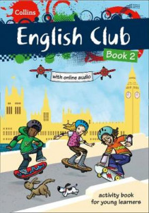 Collins English Club: English Club 2: Age 7-8 av Rosi McNab (Heftet)