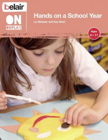 Hands on a School Year av Liz Webster og Sue Reed (Heftet)