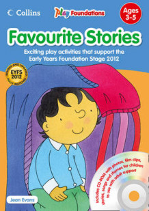 Play Foundations: Favourite Stories av Jean Evans (Blandet mediaprodukt)