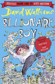 Billionaire Boy av David Walliams (Blandet mediaprodukt)