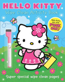 Hello Kitty - Wipe Clean Activity Book (Heftet)