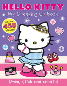 My Dressing Up Book (Heftet)