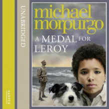 A Medal for Leroy av Michael Morpurgo (Lydbok-CD)
