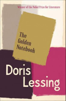 The golden notebook av Doris Lessing (Heftet)