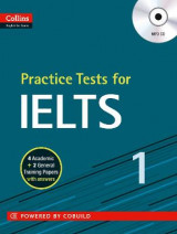 Omslag - Practice Tests for IELTS 1
