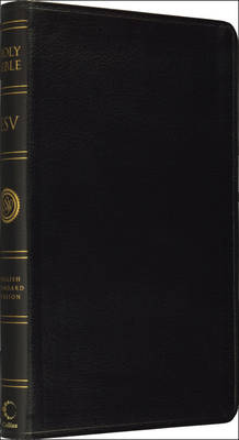 Holy Bible: English Standard Version (ESV) Anglicised Black Leather Thinline Edition av Collins Anglicised ESV Bibles (Praktinnbinding)