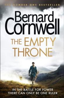The empty throne av Bernard Cornwell (Heftet)