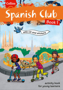 Spanish Club Book 1 av Rosi McNab og Ruth Sharp (Heftet)