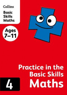 Collins Practice in the Basic Skills: Maths Book 4 (Heftet)