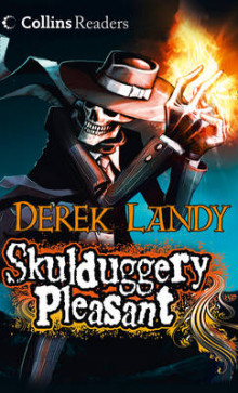Collins Readers: Skulduggery Pleasant av Derek Landy (Innbundet)
