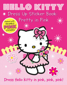 Dress Up Sticker Book: Pretty in Pink: Part 1 (Heftet)