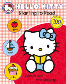 Learn with Hello Kitty: Starting to Read (Heftet)