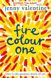 Fire Colour One av Jenny Valentine (Heftet)