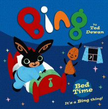 Bing: Bed Time av Ted Dewan (Heftet)