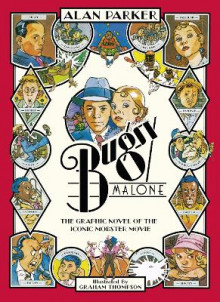 Bugsy Malone - Graphic Novel av Alan Parker (Heftet)