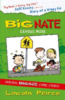 Big Nate Compilation 3: Genius Mode av Lincoln Peirce (Heftet)