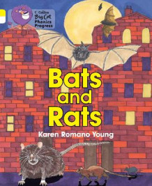 Collins Big Cat Phonics Progress: Bats and Rats: Band 03 Yellow/Band 10 White av Karen Romano Young (Heftet)