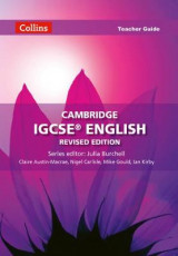 Omslag - Cambridge IGCSE English Teacher Guide
