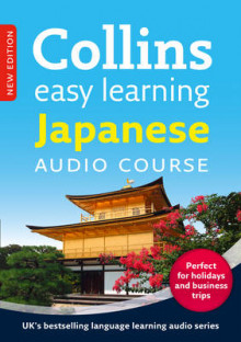 Easy Learning Japanese Audio Course: Language Learning the Easy Way with Collins av Collins Dictionaries (Lydbok-CD)