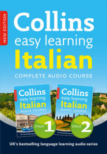 Easy Learning Italian Audio Course: Language Learning the Easy Way with Collins av Collins Dictionaries (Lydbok-CD)