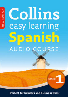 Easy Learning Spanish Audio Course - Stage 1: Language Learning the Easy Way with Collins av Collins Dictionaries (Lydbok-CD)