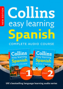 Collins Easy Learning Audio Course: Easy Learning Spanish Audio Course: Language Learning the Easy Way with Collins av Collins Dictionaries (Lydbok-CD)