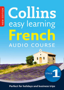 Easy Learning French Audio Course - Stage 1: Language Learning the Easy Way with Collins av Collins Dictionaries (Lydbok-CD)