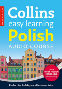 Easy Learning Polish Audio Course: Language Learning the Easy Way with Collins av Collins Dictionaries (Lydbok-CD)