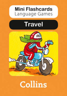 Mini Flashcards Language Games: Travel av Susan Thomas (Undervisningskort)