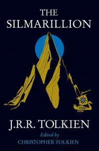 The silmarillion av Christopher Tolkien og J.R.R. Tolkien (Heftet)