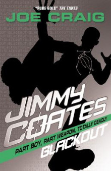 Jimmy Coates: Blackout av Joe Craig (Heftet)