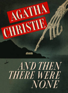 And Then There Were None av Agatha Christie (Innbundet)