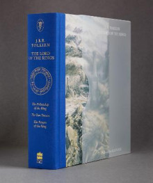 Lord of the Rings Illustrated Slipcased Edition av J. R. R. Tolkien (Innbundet)
