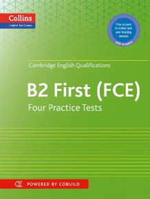 Collins Cambridge English - Practice Tests for Cambridge English: First av Peter Travis (Heftet)