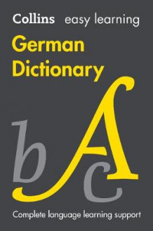 Easy Learning German Dictionary av Collins Dictionaries (Heftet)