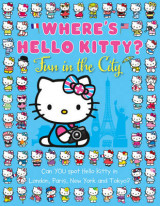 Omslag - Hello Kitty: Where's Hello Kitty: Fun in the City Part 1