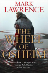 Omslag - The wheel of Osheim