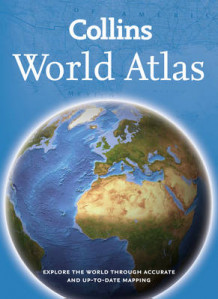 Collins World Atlas av Collins Maps (Heftet)