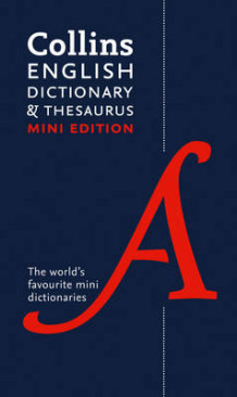 Collins Mini Dictionary & Thesaurus av Collins Dictionaries (Heftet)